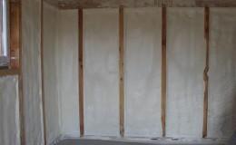 izolacja drewnianego domu