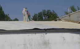 ocieplenie dachu plaskiego