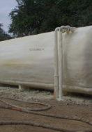 Izolacje zbiorników pianką PUR