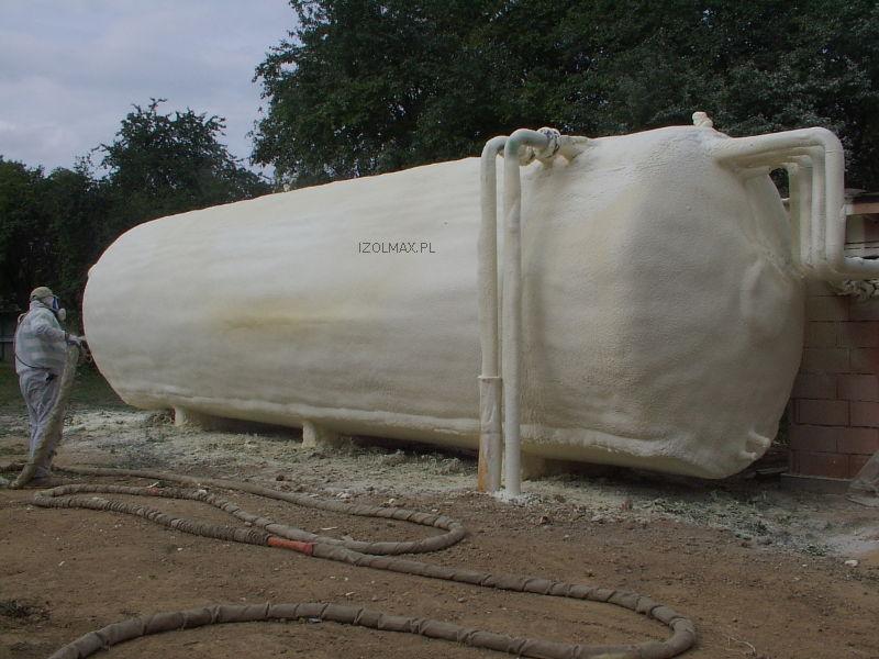 ocieplenie zbiornika buforowego