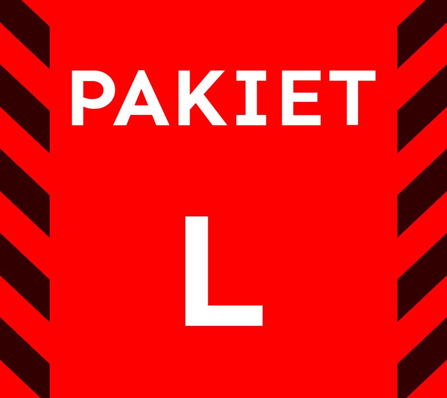 ocieplanie pianką poliuretanową - pakiet L