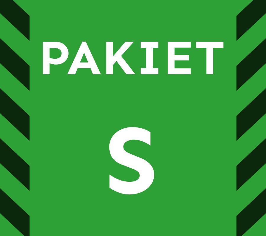 ocieplanie pianką poliuretanową - pakiet S