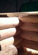 Ocieplenie domu z bali. Metody i materiały